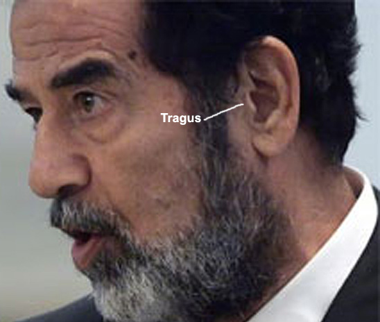 Saddam Hussein Body Double