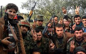 Western-backed death squads in Syria aka 'al-qaeda'