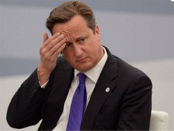 shite-talker par excellence: David Cameron