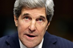 Deaths-head revisited. John Kerry: spokesman for psychopaths in power.