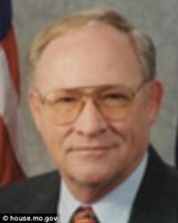Former Congressman Rex Barnett: just doing his job.