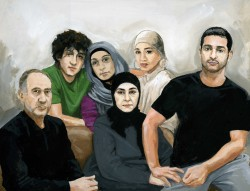 Just your average dysfunctional immigrant American family...with 'spontaneous, 'self-radicalized marathon bombers'