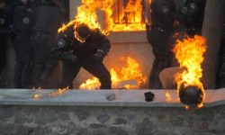 Ukraine-police-fire