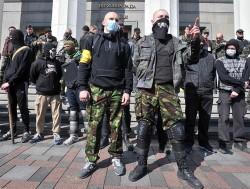 'Al Qaeda' in Ukraine? For decades, the US has relied on local or imported terrorist paramilitaries to win their 'proxy wars'. Ukraine's Right Sector is just the latest.