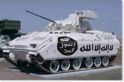 Jihadi tanks! What's next?!